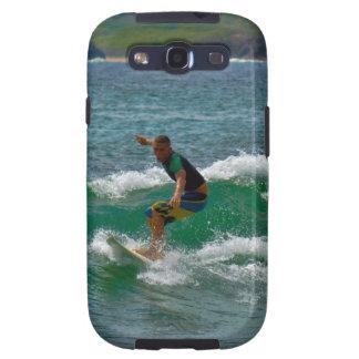 Surfing Tamarindo Samsung Galaxy S3 Cases