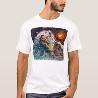 Surfing the Web T-Shirt