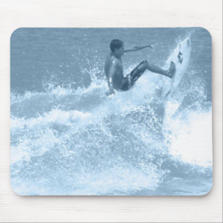 Surfing Tricks Mouse Pad