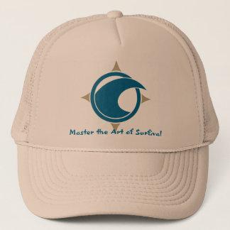 Surfival Gear - Trucker Hat - Tan