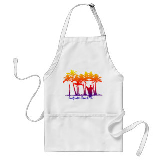 Surfrider Beach Chef's Apron