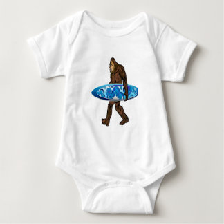 Surfs Up Baby Bodysuit