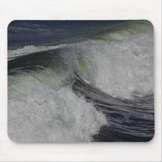 Surf's Up, Dude! Mouse Pad