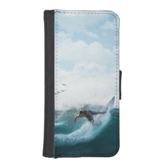 Surfs Up iPhone 5/5s Wallet Case