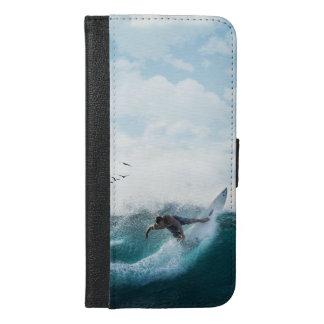 Surfs Up iPhone 6/6s Plus Wallet Case