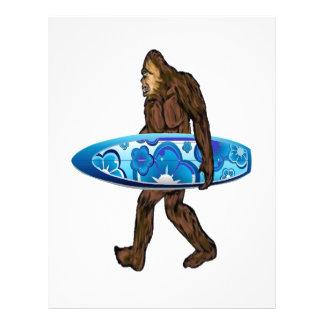 Surfs Up Letterhead