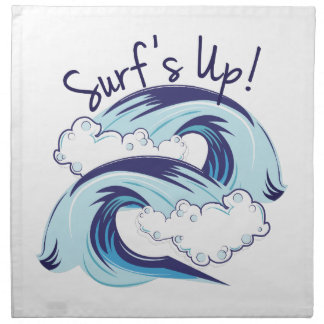 Surfs Up Napkin