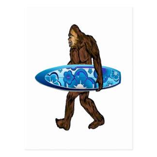 Surfs Up Postcard