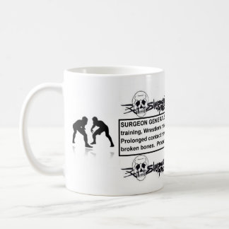 Surgean General Warning Coffee Mug