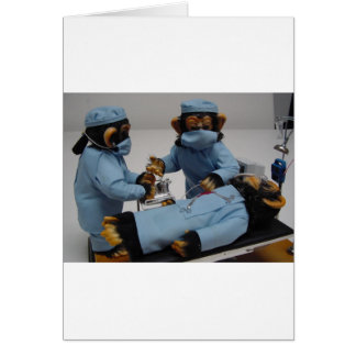 Surgeon Assistant Card