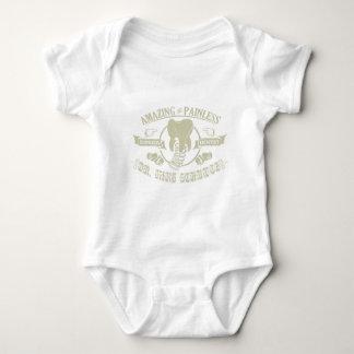 Surgeon Dentist Dr Docter Funny Humor Geeks Baby Bodysuit