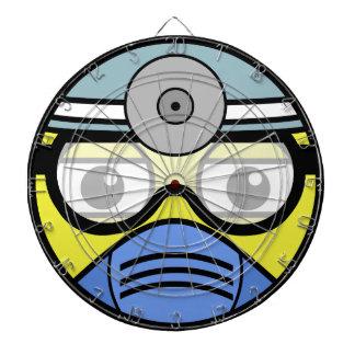 Surgeon Face Dartboard