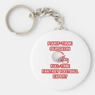 Surgeon .. Fantasy Football Expert Keychain