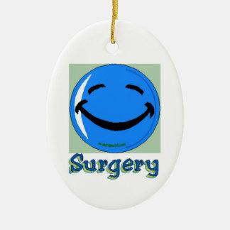 Surgery HF Medical Ornament