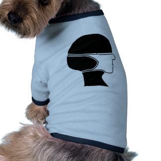 Surgical Mask Man Icon Pet T-shirt
