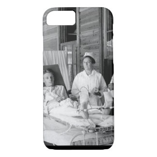 Surgical patients. Base hospital_War Image iPhone 7 Case