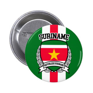 Suriname 2 Inch Round Button