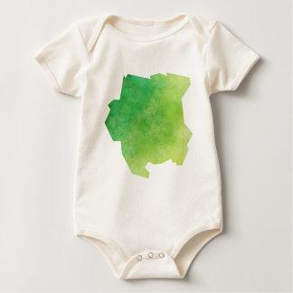 Suriname Baby Bodysuit