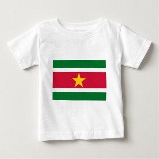 Suriname Flag Baby T-Shirt