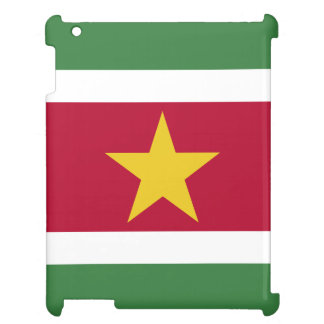 Suriname Flag iPad Cases