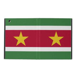 Suriname Flag iPad Cover