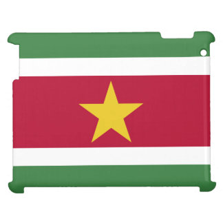 Suriname Flag iPad Covers