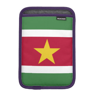 Suriname Flag iPad Mini Sleeve