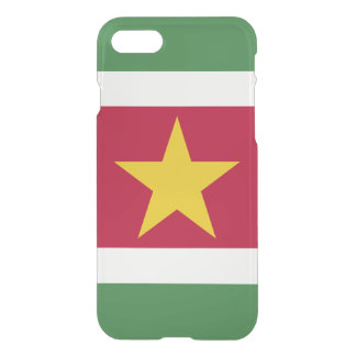 Suriname Flag iPhone 8/7 Case