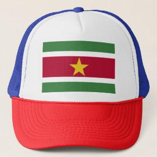 Suriname Flag Trucker Hat