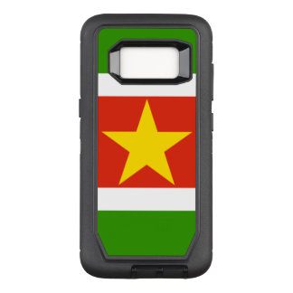 Suriname OtterBox Defender Samsung Galaxy S8 Case