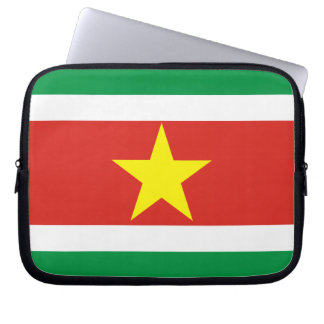 """Suriname Pride"" Laptop Sleeve"