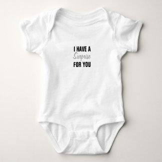 Surprise Baby Bodysuit