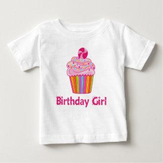 Surprise Birthday Cupcake Baby T-Shirt