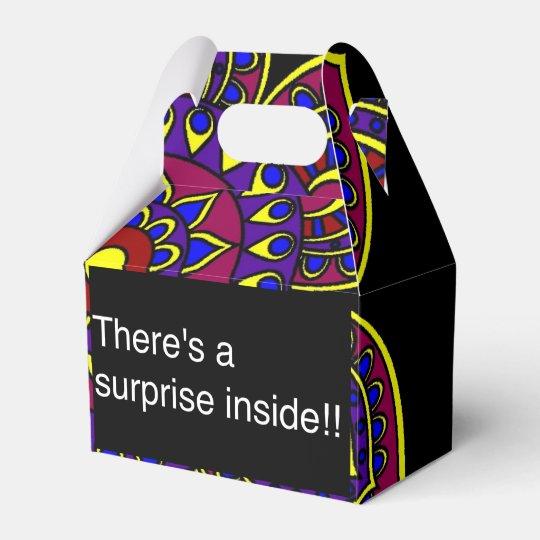Surprise Box Favor Box