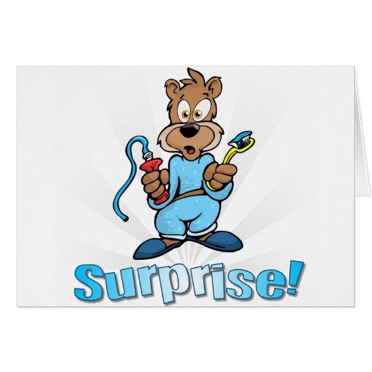 Surprise!  card