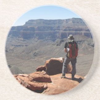 Surprise Valley Thunder River Trail Grand Canyon Drink Coaster
