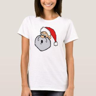 Surprised Santa T-Shirt