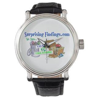 SurprisingFindings Men's Watch