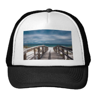 Surreal Beach Trucker Hat