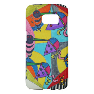 Surreal, colorful & original cell phone cover! samsung galaxy s7 case