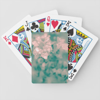 Surreal Floral Bicycle Playing Cards