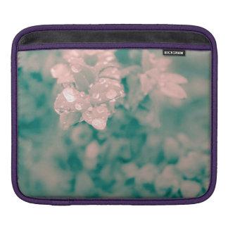 Surreal Floral iPad Sleeve