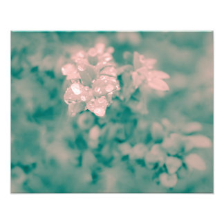 Surreal Floral Photo Print