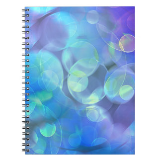 Surreal Fractal Abstract Design Notebooks