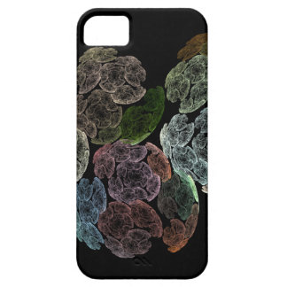 Surreal fractal flowers case for the iPhone 5