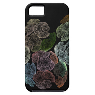 Surreal fractal flowers iPhone 5 case