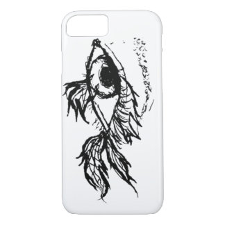 Surreal Graphic iPhone 7 Shell Case
