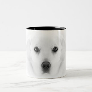 Surreal Lab Two-Tone Coffee Mug