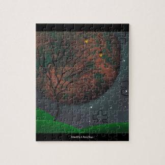 Surreal Landscape Puzzle