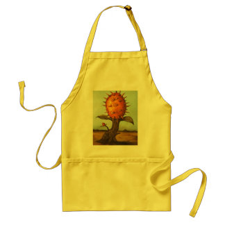 Surreal Melon Tree Standard Apron